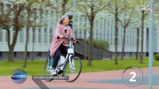 Fahrrad: Sturzsicheres Bike