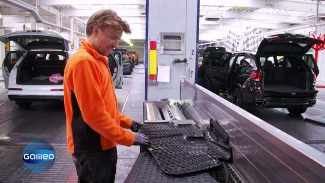 X-Days: Die Arbeit als Autowäscher