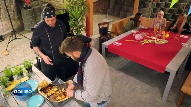 Aus Fertigware wird Edel-Menü - der große Bluff am Gartengrill