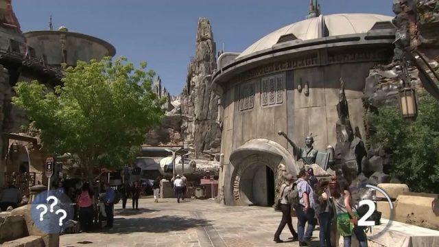 Darth Vader meets Mickey Mouse: Neue Star Wars World eröffnet