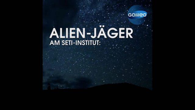 Das Seti-Institut - Alien Jäger