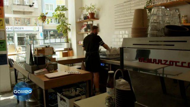 Das nachhaltigste Café Deutschlands