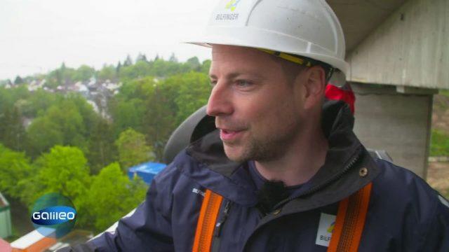 Der Brückendoktor: Wie ein Deutscher Katastrophen verhindern will