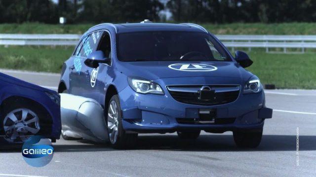 Die Clips der Woche: Auto-Airbag für außen