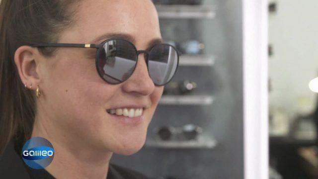 Die perfekte Brille aus dem 3D-Drucker