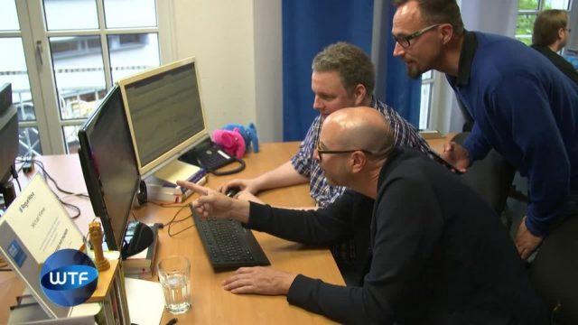 """E-Mails löschen und Klima retten - das große """"Galileo""""-Experiment!"""