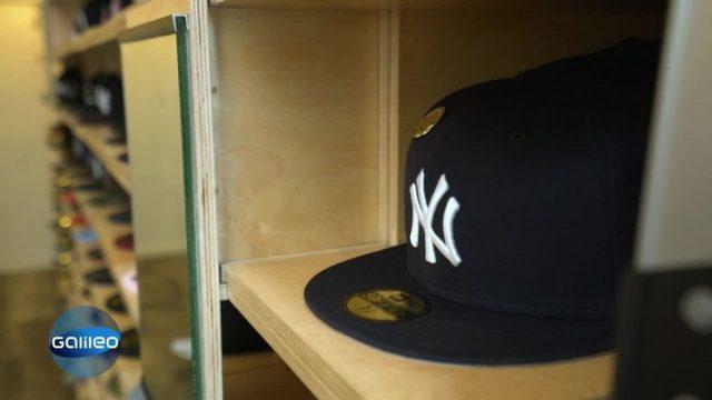 Ein echter Hit: Die Baseball Cap