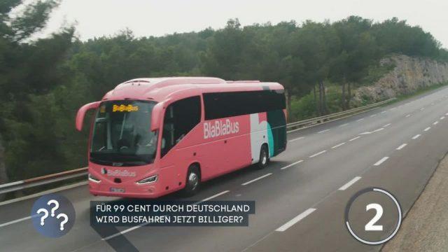 Für 99 Cent durch Deutschland: Wird Reisen jetzt billiger?