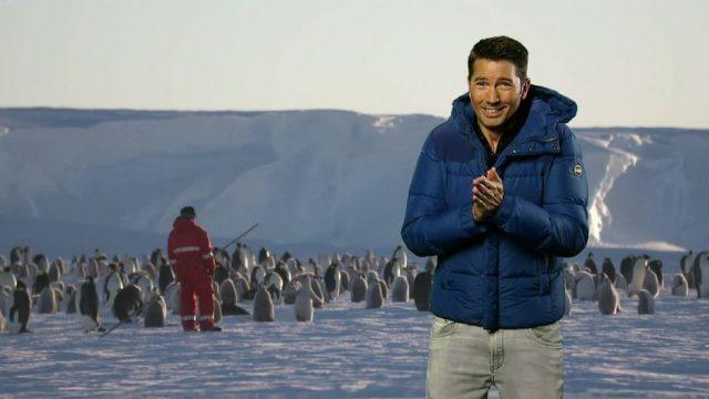 Freitag: Was macht eigentlich ein Pinguinforscher?