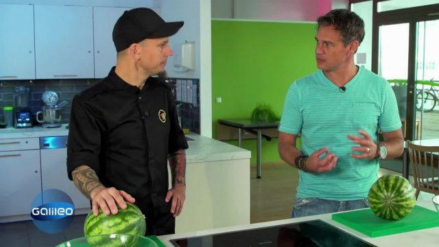 Kitchen Moves: Bei wem kapituliert die Melone?