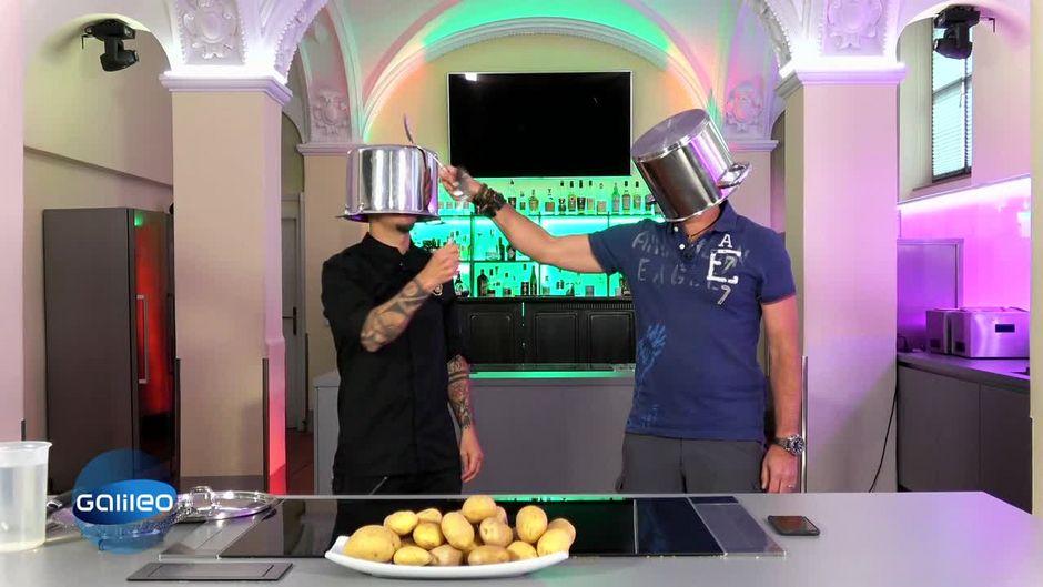 Kitchen Moves: Wer wird zum Kartoffel-Helden?