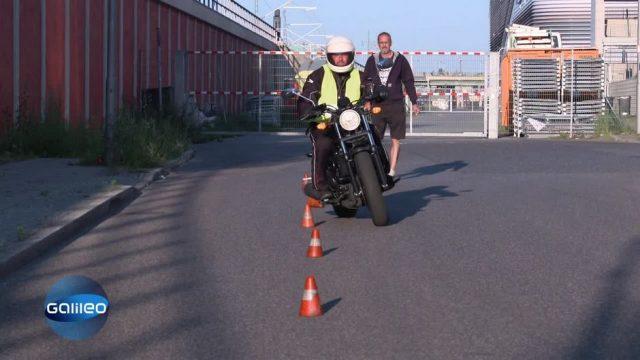 Motorradfahren für alle - geil oder gefährlich?