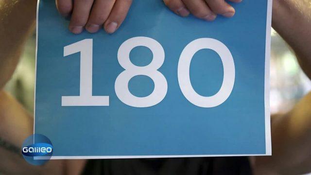 """Schlaumeier des Tages: """"Auf 180 sein"""""""