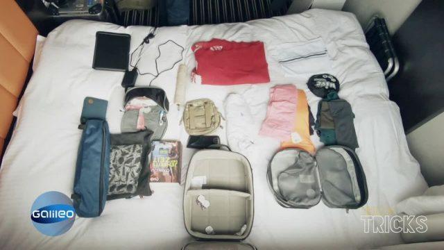 Thilos Reisetipps: Kofferpacken