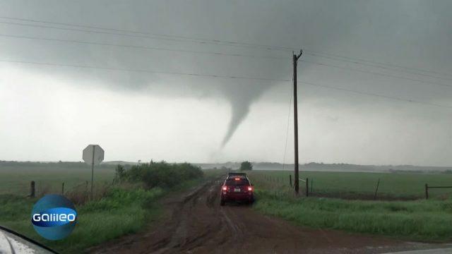 Tornado-Touristen: 3.000 Dollar für den Trip in die Hölle