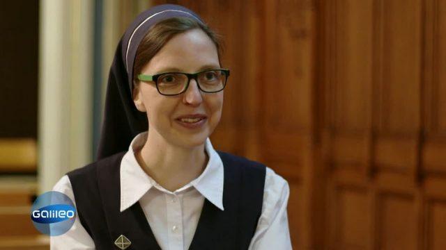 Wie schwer fällt Ihnen das Zölibat? 10 Fragen an eine Nonne