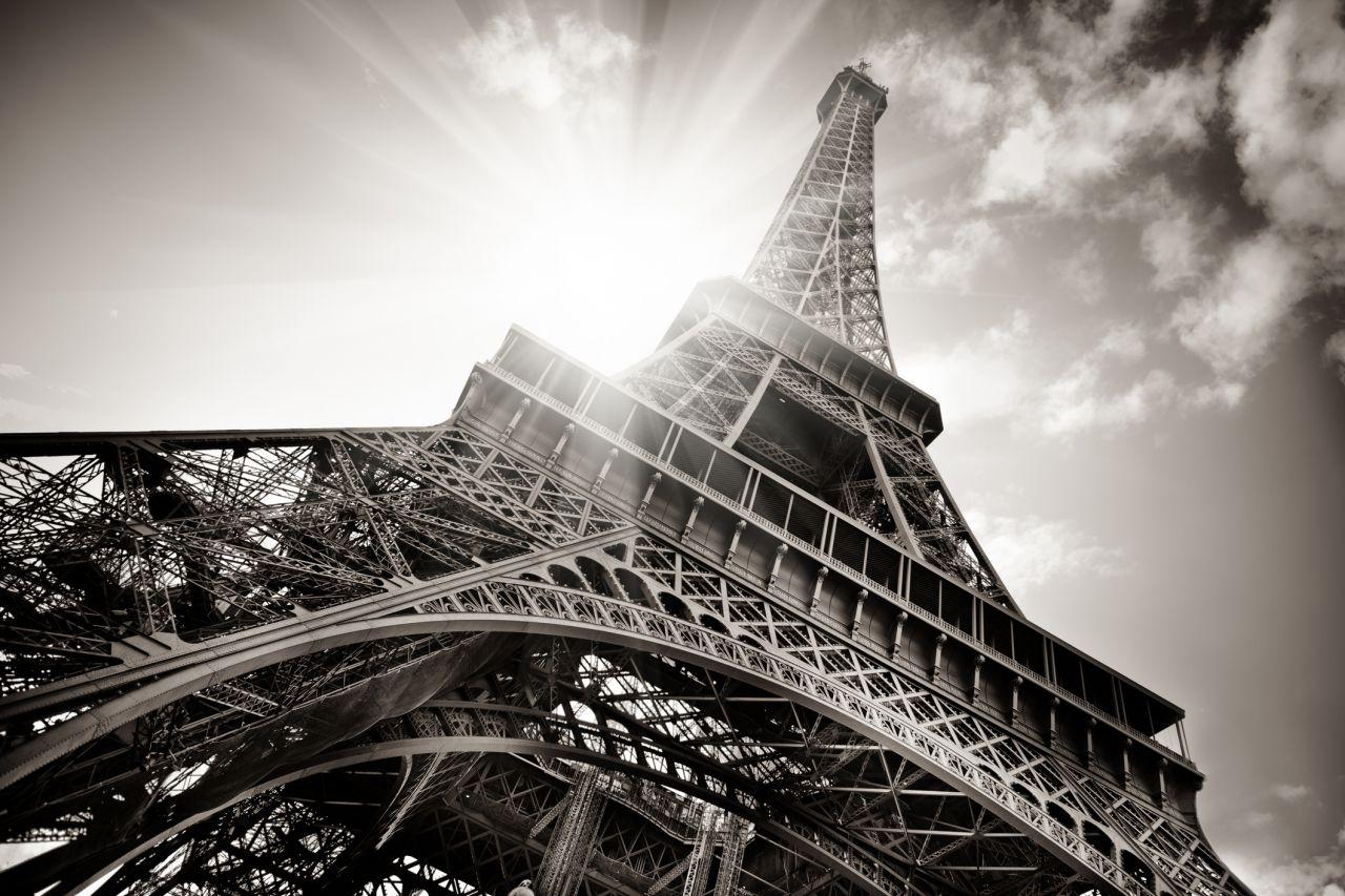 Wie es ist, mit dem Eiffelturm verheiratet zu sein