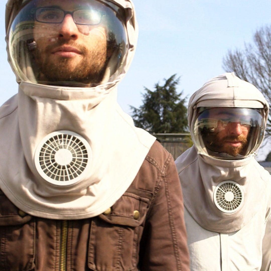 Wenn Sonnenlicht tödlich sein kann: So leben die Mondschein-Zwillinge