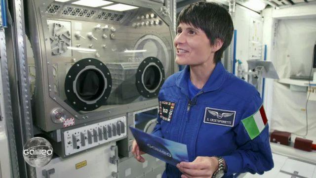 10 Fragen an eine Astronautin