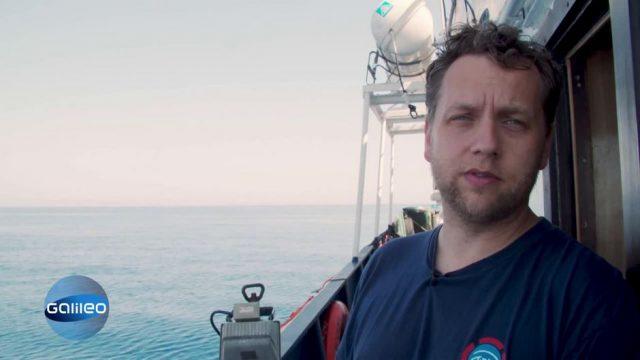 10 Fragen an einen Seenotretter