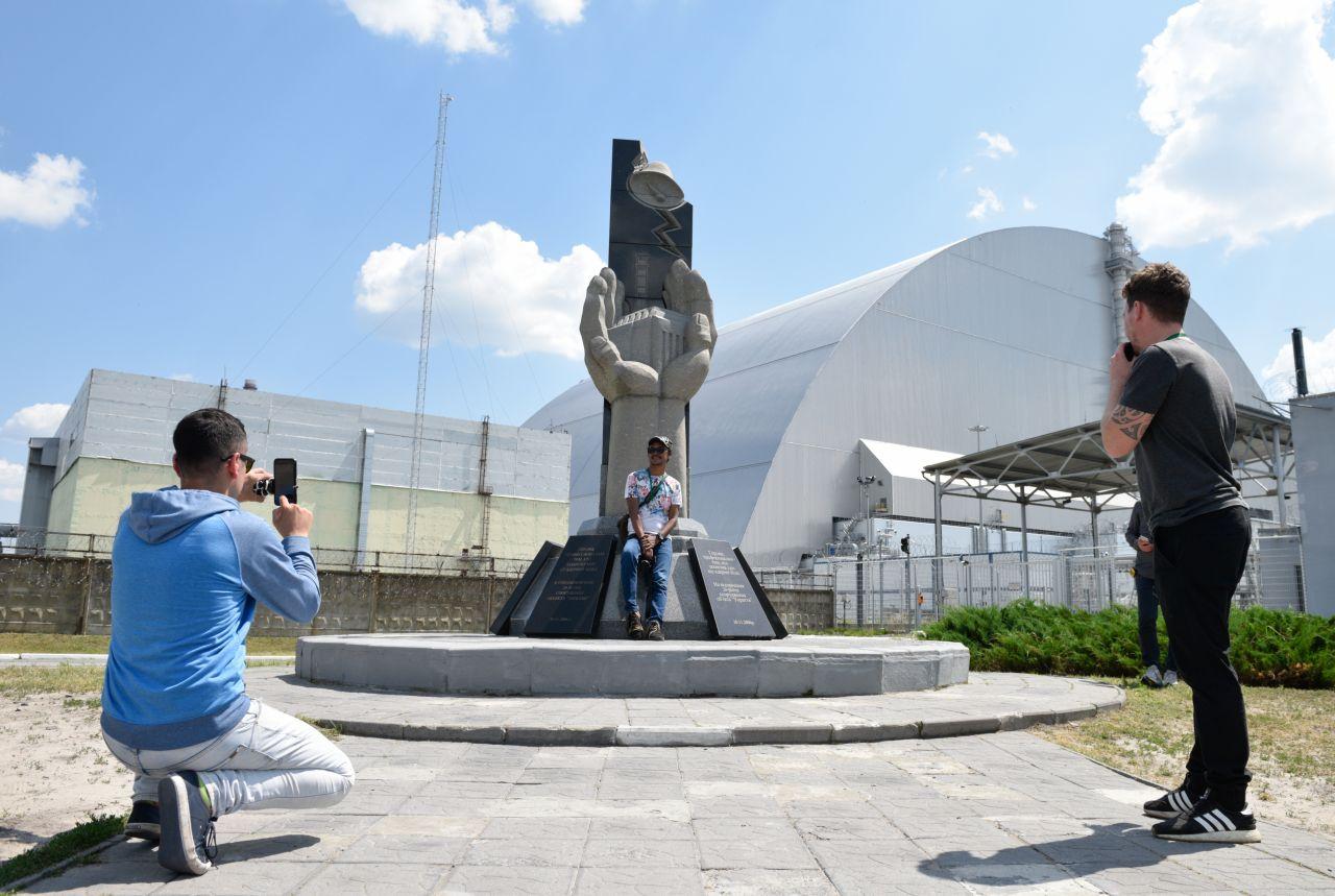 Strahlende Aussicht - mach Urlaub in Tschernobyl