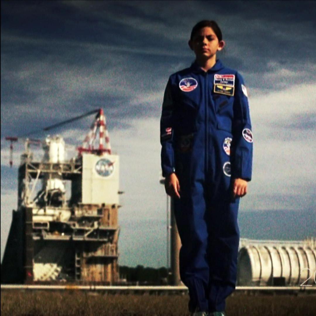 Alyssa Carson - ein Teenager will zum Mars fliegen