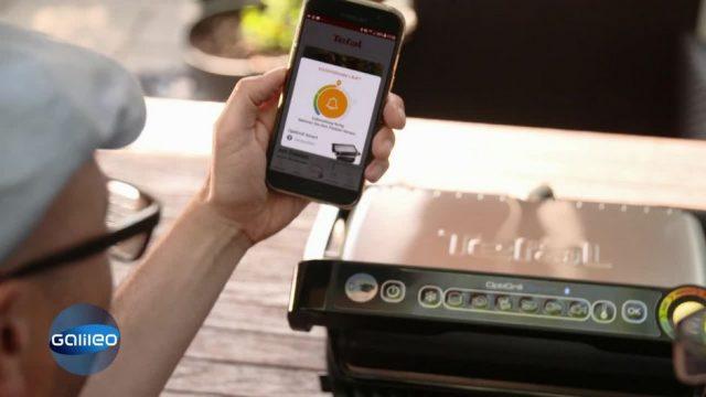 App-gesteuert und perfekt gegart? Das taugen smarte Grills wirklich