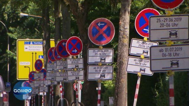 Die Clips der Woche: Der undurchsichtige Schilderwald