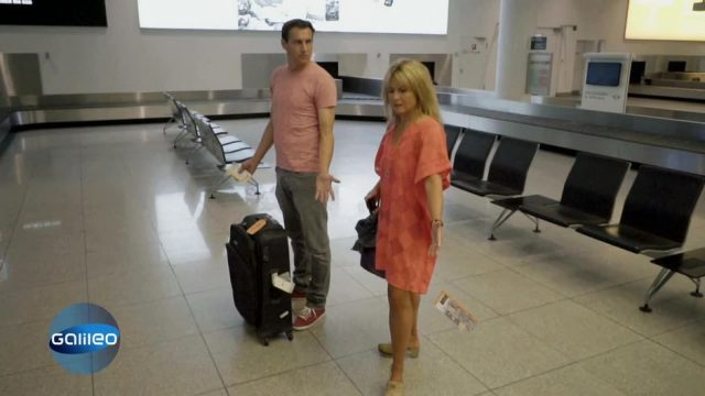 Koffer weg: Was kann ich tun?