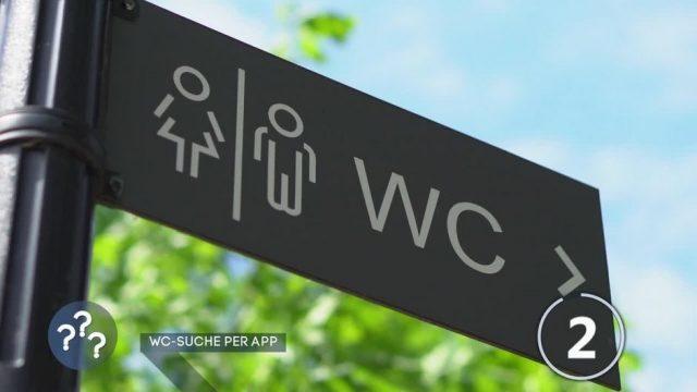 Loo Review: WC-Suche per App