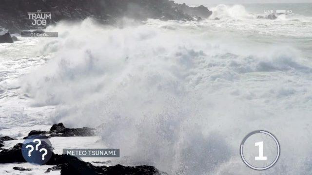Meteo Tsunami im Mittelmeer