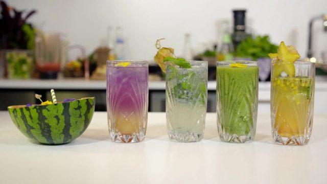 So schmeckt der Sommer: 5 coole Drinks ohne Alkohol