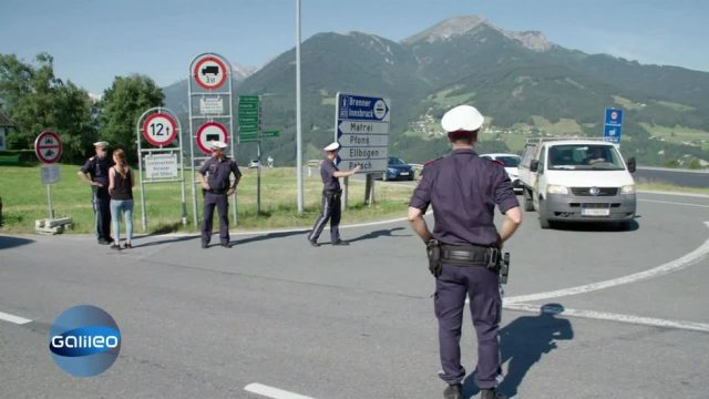 Straßensperren: Gut oder schlecht?