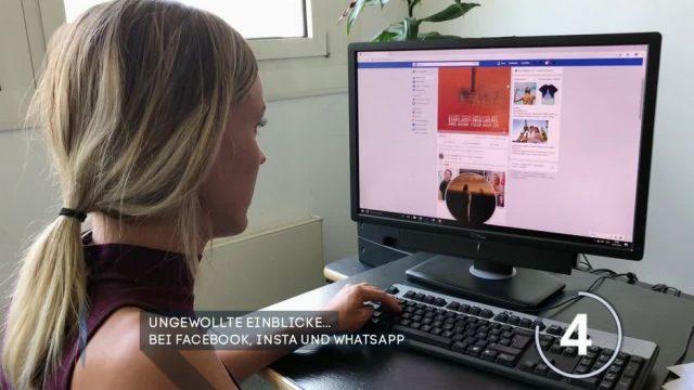 Ungewollte Einblicke bei Facebook, Instagram und Co.
