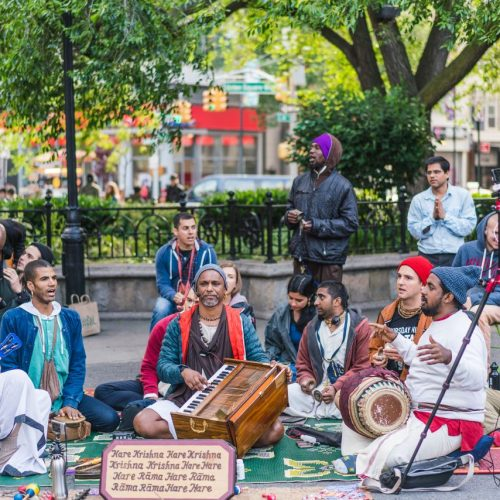 Hare-Krishna-Bewegung