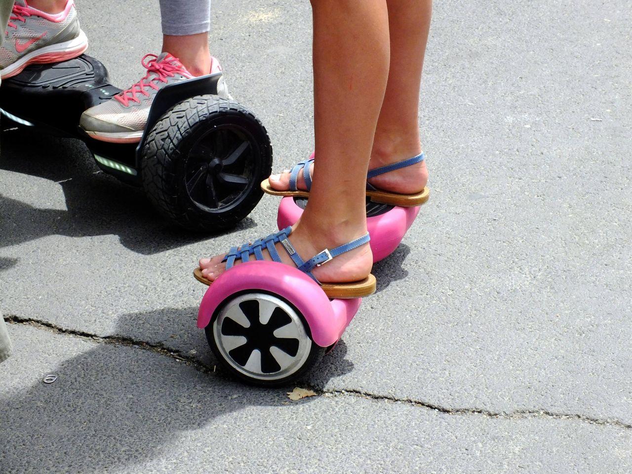 Elektrisches Hoverboard