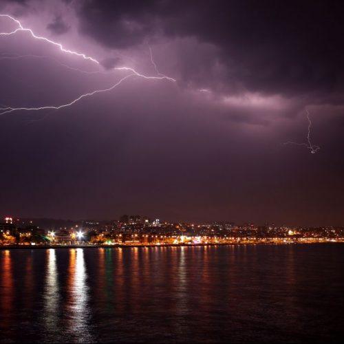 Blitz Wolkenblitz