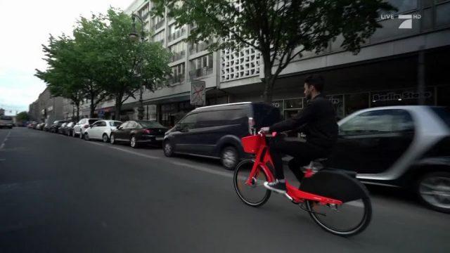 Bike-Sharing: Uber verleiht E-Bikes