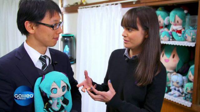 In KI verliebt: Dieser Mann ist mit einem Hologramm verheiratet