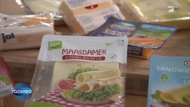 Käse vs. Schmelzkäse: Was steckt in den Produkten?