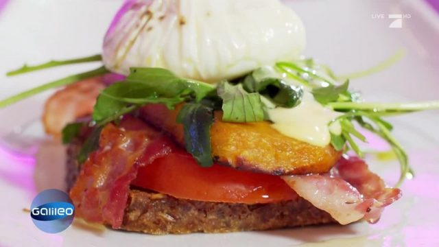 Kitchen Moves: Eier Benedict