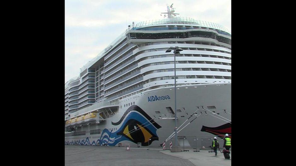 Kreuzfahrtschiffe: Kurs auf Öko - 10s