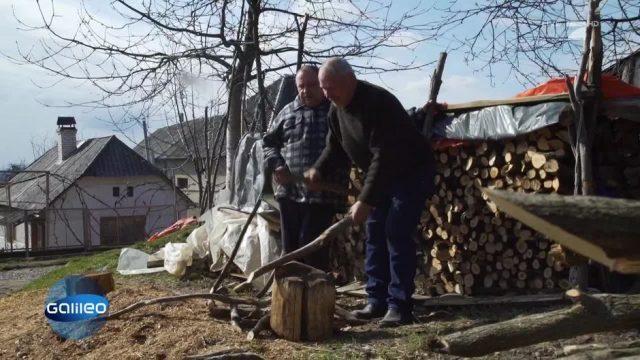 Kuriose Orte: Das Dorf der Zwillinge