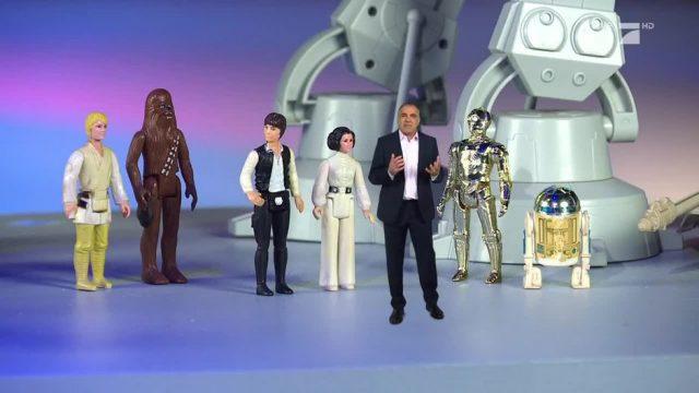 Montag: Star Wars - Die Geschichte der Spielzeuge