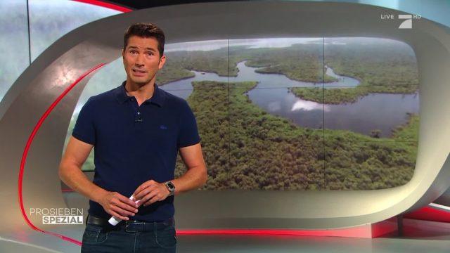 ProSieben Spezial: Der Regenwald brennt