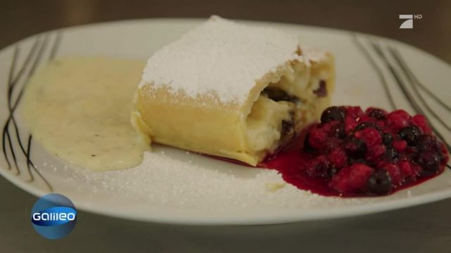 Quarkstrudel nachkochen: So schmeckt er in Uruguay