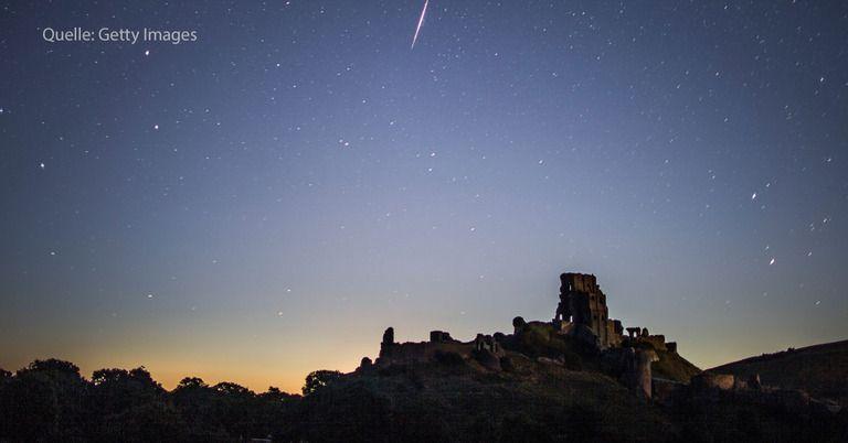 Sternschnuppen Nacht Hier Kannst Du Das Himmelsspektakel Am Besten