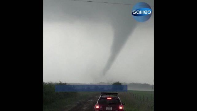 Tornado-Touris: Für 3000 Dollar ins Auge des Sturms
