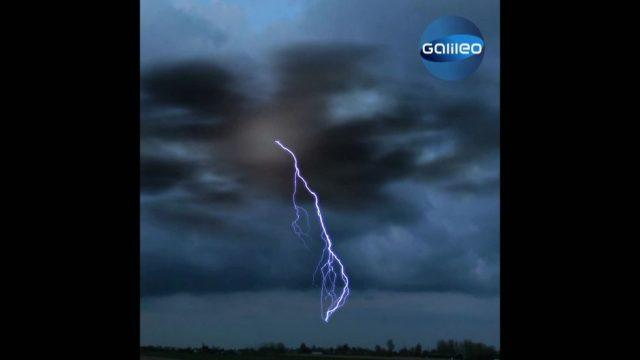Wie entstehen eigentlich Blitze?