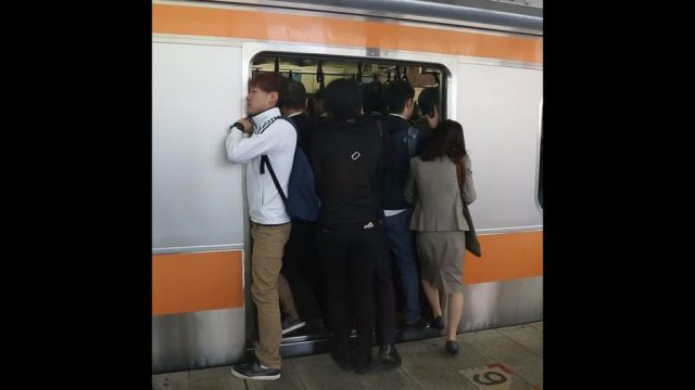 Züge in Japan: Warum sind sie so pünktlich? - 10s